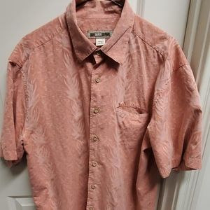 Quicksilver Edition Silk Island Shirt